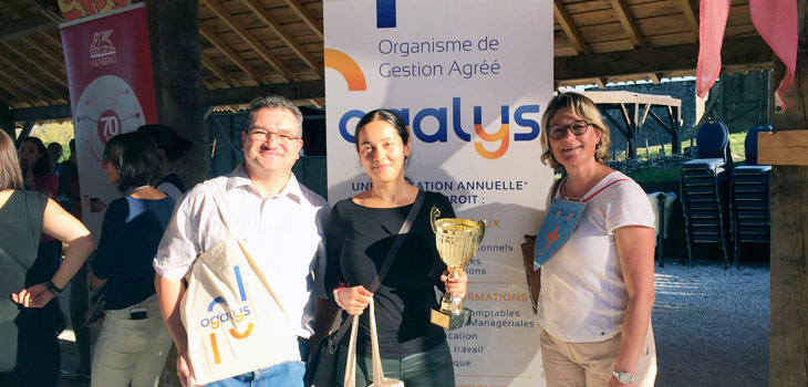 challenge ATEC 2017 - gagnants - Ogalys