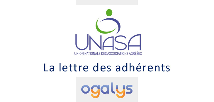cover newsletters lettre adherents ogalys - 15 octobre 2017